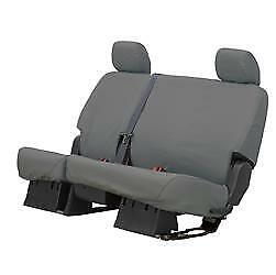 Covercraft Ss8493pcch Charcoal Seat Cover 60/40 Split Bench For 19 F-250 F-350