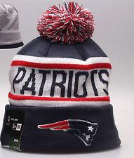 New England Patriots 2016 Winter Redux Sideline Pom Knit Beanie 100% Acrylic
