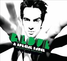 G LOVE & SPECIAL SAUCE - Superhero Brother (CD 2008) USA Digipak EXC