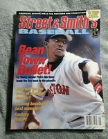Street & Smith's Baseball 2000 Magazine Pedro Martinez Boston Red Sox