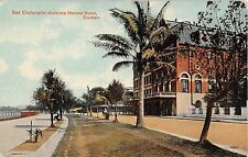 Africa postcard Durban Bay Explanade Marine Hotel, KwaZulu-Natal South Africa