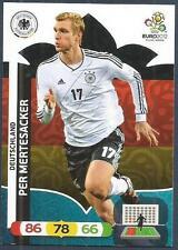 PANINI EURO 2012-ADRENALYN XL-GERMANY-PER MERTESACKER