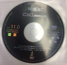 Columbus Gps Cd, User Manual, Application Software V990 V series Data Logger v11