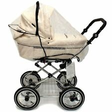 Raincover To Fit Bebecar Carrycot Large Rain Cover Pram