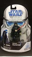 STAR WARS THE LEGACY COLLECTION EMPEROR PALPATINE #39 BUILD A DROID! FIGURE