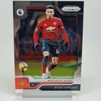 Jesse Lingard Panini Prizm 2019-2020 #58 Manchester United EPL Football Card