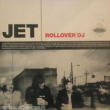 "JET - Rollover DJ ~  12"" Single GATEFOLD PS"