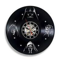 "Star Wars Darth Vader Stormtrooper 4"" PVC Figure Kids Toy Xmas Gift Clock"