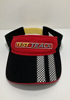 Walt Disney World Orlando ~ Epcot Test Track ~ Kids Adjustable Visor Hat