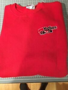 Marlboro Racing Sweatshirt X Large