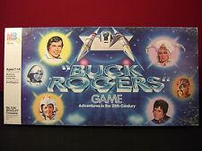 Buck Rogers Vintage 1979 Complete Milton Bradley Board Game Great Condition