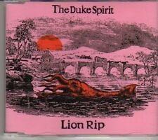 (CL563) The Duke Spirit, Lion Rip - 2005 DJ CD