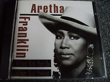 Aretha Franklin-what you see is what you sweat CD