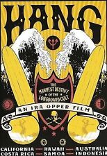 Hang: Manifest Destiny of the Longboard Cult Surfing DVD (DVD, 2007) New SEALED