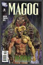 Magog us DC Bande dessinée vol1 # 3/'10