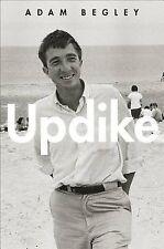 UPDIKE Adam Begley HARD BACK DUST JACKET BOOK (john)