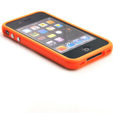 Brand New Orange Bumper Case For Apple iPhone 4 / 4G