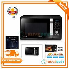 Samsung Solo Microwave 800 W, 23 liters, Black - MS23F301TAK