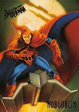 HOBGOBLIN / Spider-Man Fleer Ultra 1995 BASE Trading Card #27