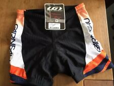 Louis Garneau Men's Elite Tri Shorts. New with tags old stock. Size men's small