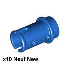 Lego Technic 10 connecteurs bleus Neufs / Blue pins 1/2 NEW REF 4274