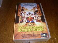 FEIVEL,DER  MAUSWANDERER     IM  WILDEN  WESTEN       VHS