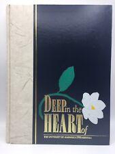 THE UNIVERSITY OF ALABAMA 1991 COROLLA YEARBOOK