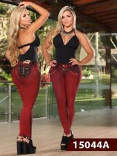 Butt Lift Colombian Design, Skinny Jeans Size 8 colombian size