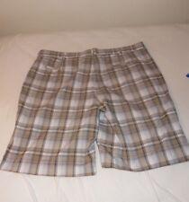 Ben Hogan Golf Shorts - plaid - Mens waist 46