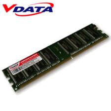 4 GB KIT MEMORIA /RAM (4 X 1Gb) DDR1 400MHZ PC3200 NON ECC PC FISSO < VDATA >