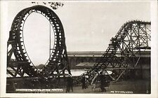 Crystal Palace. Canadian Topsy-Turvy Railway # 5 by J.Russell & Sons. Fairground