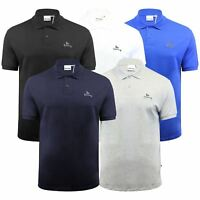 Mens Polo T Shirt Money Ante Short Sleeve Cotton Collar Casual Top