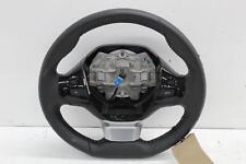 2016 PEUGEOT 308 Multifunctional Black Leather Steering Wheel