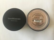 Bare Minerals SPF 15 Foundation Original W30 Golden Tan 8gm - UK Delivery