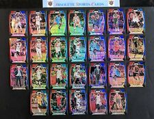 2017-18 Prizm Red, White & Blue Lot x 26   OLADIPO   LUE   DIENG   ASST OTHERS