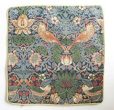 Tapestry Signare Bird Cushion Cover  Signare Strawberry Thief 45x45cm Signare