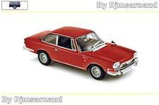 Glas V8 2600 de 1967 Signal Red NOREV - NO 820533 - Echelle 1/87