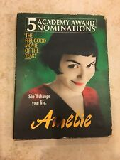 Amelie Used Dvd Incomplete Missing Disc Only Includes Disc 2