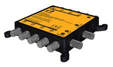 Inverto idlu-ust110-cuo1o-32p Cable Único 2 multi-interruptor, negro/Amarillo