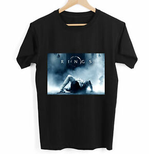 *RINGS* Horror Tshirt Halloween Horror Nights Shirt In Mens All Sizes G000517