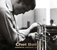 CHET BAKER New Sealed Ltd Ed 2018 ESSENTIAL 6 ALBUM 3 CD BOXSET