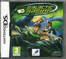 BEN 10: GALACTIC RACING GAME DS DSi Lite 3DS ~ NEW / SEALED
