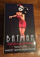 Diamond Toys Batman Animated Mad Love Harley Quinn!Resin Statue! ⭐️⭐️⭐️
