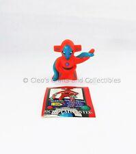 Deoxys Legendary Bandai Pokemon Figure / Finger Puppet 2004 Japanese w/Sticker!