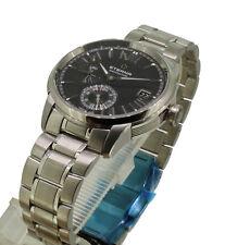 UVP 3640,00 € Eterna Herren Uhr Adventic GMT Automatik Manufactur 7661.4146.1702