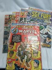 sgt. fury and his howling commandos lot