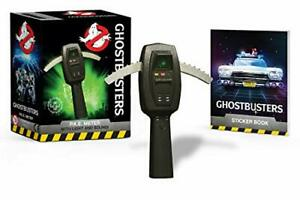 Ghostbusters: P.K.E. Meter by Running Press (2019) New Book