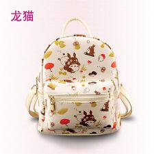 Ghibli My Neighbor Totoro Anime Women's Backpack shoulder bag handbag