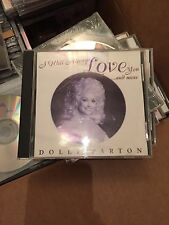 Dolly Parton RARE Cd I Will Always Love You & More