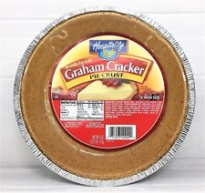 Hospitality Ready To Eat Graham Cracker Pie Crust 9 inch size 6 oz